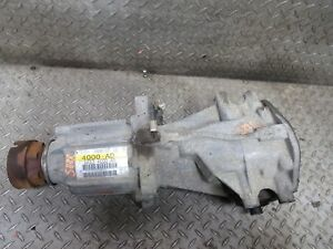 10 11 12 13 14 15 16 17 18 Ford Taurus Rear Axle Differential Carrier