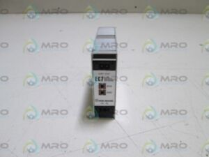 Moore Industries Isolator Converter Ect 0 3 3aac 4 20ma 12 42dc din used