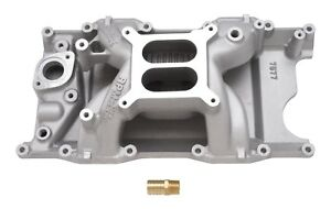 Edelbrock 7577 Rpm Air gap Magnum Intake Manifold Fits Later 5 2l 5 9l Mopar
