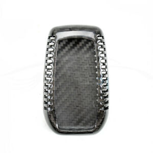 Bospeed Real Carbon Fiber Remote Key Cover Case Skin Shell For Toyota B