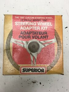 New Superior Steering Wheel Adapter Kit 86 5930