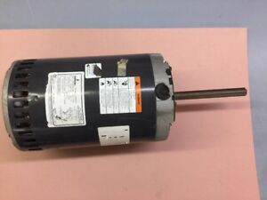 Emerson P63sywdn 4292 1 1 2 Hp 3 phase Commercial Condenser Fan Motor