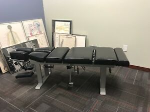 Omni Drop Chiropractic Adjusting Table
