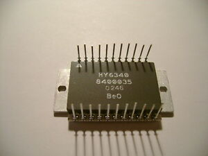 Hytek Hy6340 Switchable Constant Current Laser Diode Driver New