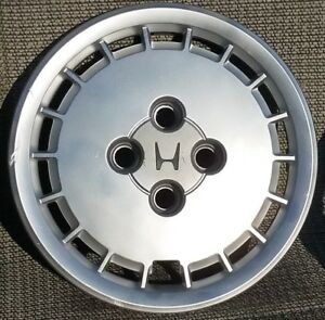 Honda Accord 1985 13 Oem Hubcap Wheel Cover 1940824