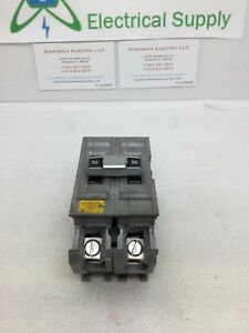 Wadsworth Double Pole 50 Amps Circuit Breaker A250 Ubia250ni A250ni