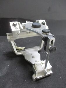 Denar Getz 8 Dental Laboratory Articulator For Occlusal Plane Analysis