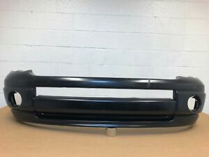 2002 2005 Oem Dodge Ram 1500 2500 3500 Front Bumper Cover Primed 5073001 3