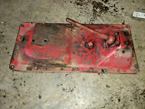 Mccormick Farmall F12 F14 Tractor Ih Transmission Housing Cover Shift Lever