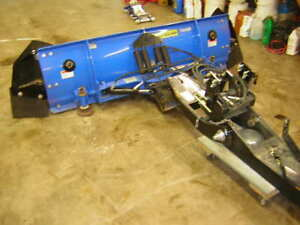 New Holland Push Blade 72cbh