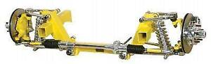 1964 70 Ford Mustang Heidts Superide Ii Front 4 link Rear Suspension Kit