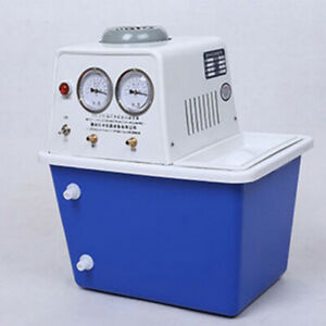 110v 180w Lab Circulating Water Vacuum Pump two Off gas Tap M