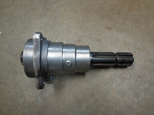 John Deere 435 430 420 1010 W I C Pto Housing And Shaft Am2750t M2915t New