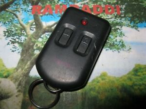 Avital Cz57rrlcxm Aftermarket Remote Fob Transmitter New Battery Clean Tested