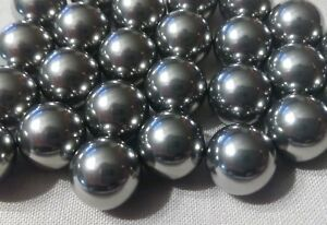1 2 Stainless Steel 440c Bearing Balls G100 Half Inch 100 Pc Lot