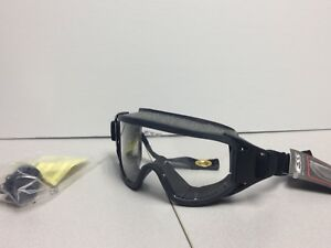 Ess Innerzone2 Firefighter rescue Helmet Goggles Protective Eye Wear New