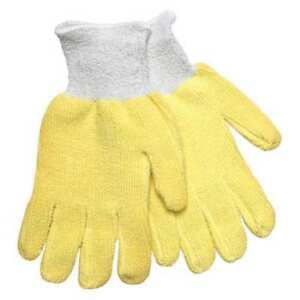 Cut Gloves l kevlar r cotton pk12 Mcr Safety 9436kml