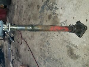 Farmall Sm Super M Mta Smta Tractor Main Front Steering Bolster Shaft Part Ihc