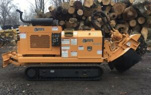 Bandit 2900t Stump Grinder With Wireless Remote 2455