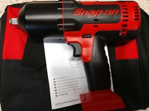 Snap On Ct8850 1 2 18 Volt Monsterlithium Ion Impact Wrench Tool Only Bag New