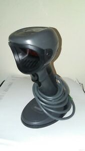 Motorola Symbol Barcode Scanner Ds9808 sr00007nnwr with Cable