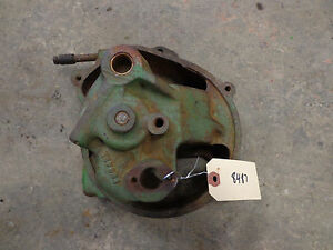 John Deere 70 720 730 Pony Motor Transmission Housing F2342r