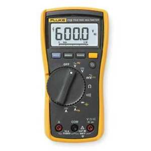 Digital Multimeter 600v 40 Mohms 10a Fluke Fluke 115