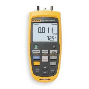 Handheld Micromanometer 0 To 16 In Wc Fluke Fluke 922