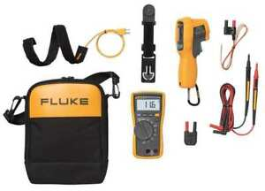 Multimeter ir Thermometer Kit Fluke Fluke 116 62max