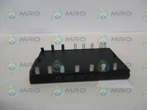 Fuji Electric 7mbr10nf120 Transistor Used