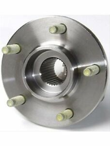 Two 2 Autoextra Wheel Hub And Bearing Assembly 513121 Front