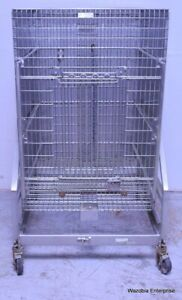 Harford Hazleton Systems Stainless Steel Animal Cage