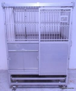 Pe f81970 Stainless Steel Animal Cage