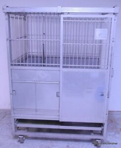 Pe f81930 Stainless Steel Animal Cage