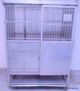 Pe f81902 Stainless Steel Animal Cage