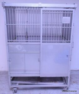 Pe f81961 Stainless Steel Animal Cage