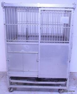 Pe f81946 Stainless Steel Animal Cage