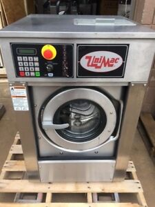 10 Unimac 20lb Opl 1ph Soft Mount Commercial Washer Speed Queen Dexter Wascomat