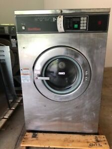 06 Unimac 30lb Opl 1ph Commercial Washer Speed Queen Dexter Wascomat Laundromat