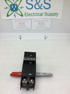 Square D Xo250 2 Pole 50 Amp 240v Circuit Breaker