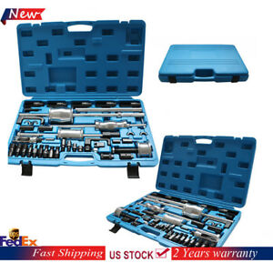 Diesel Injector Extractor Slide Hammer Puller Tools Kit