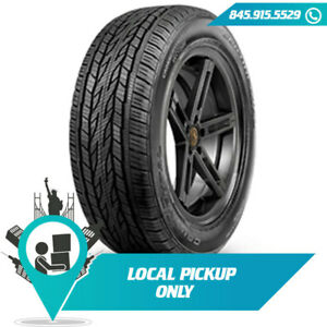 Local Pickup 106t Tire Continental Cross Contact Lx20 Owl 235 70r16 1x