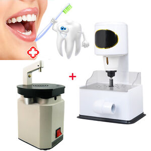 Dental Grind Inner Arch Trimmer Machine Laser Pindex Drill Pin System Unit us