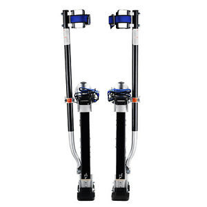 Drywall Stilts For Painting Sheetrock Drywall Tool Professional 18 30 Black