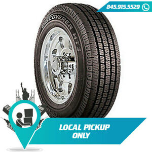 Local Pickup 121 118s Tire Cooper Discoverer Ht3 Lt265 70r17 10 1x