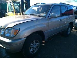 Rear Axle Without Differential Lock Locking Posi Fits 98 02 Land Cruiser 259951