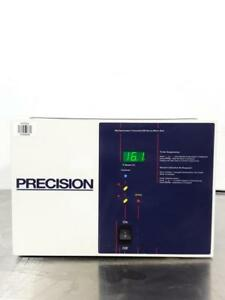 Precision Microprocessor Controlled 280 Series Water Bath