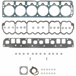 Engine Cylinder Head Gasket Set Fel pro Fits 99 01 Jeep Cherokee 4 0l l6