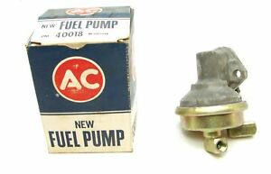 1959 66 Corvette Chevelle Nova Full Size Nos 327 350 Fuel Pump Gm Part 6415616