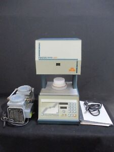 Used Focus 2008 atc Dental Lab Furnace For Restoration Material Heating